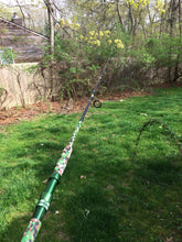 MTK Custom 7' Camo Spinning Rod CAM-S-7-01