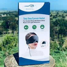 Load image into Gallery viewer, The BestSleep - Deep Sleep Mask