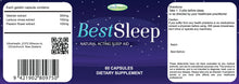 Load image into Gallery viewer, Best Sleep Natural Deep Sleep Aid. High Grade Valerian Root and Passion flower for a deep, restorative sleep