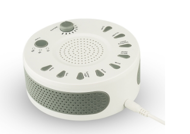 White Noise Machine for Deep Sleep and less noise disturbance