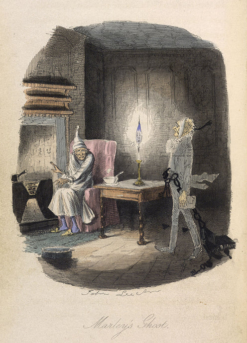 Hear Charles Dickens in his Great Grand-Daughter, reading A Christmas Carol