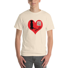 Load image into Gallery viewer, Sound in my Heart: Mutt - a T-Shirt that Barks in Muttish