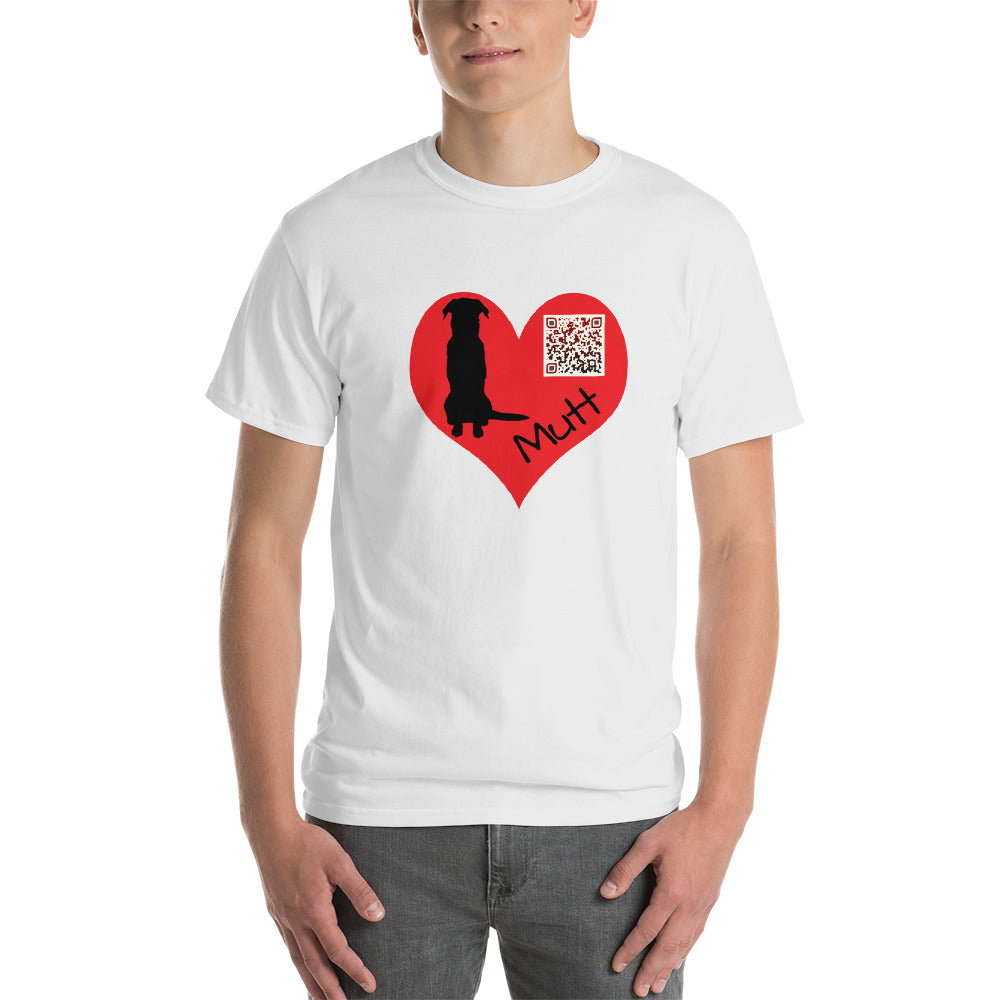 Sound in my Heart: Mutt - a T-Shirt that Barks in Muttish