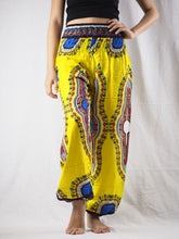 Load image into Gallery viewer, Regue 90 women harem pants in Yellow PP0004 020090 05
