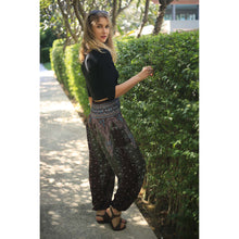 Load image into Gallery viewer, Peacock 7 women harem pants in brown PP0004 020007 01