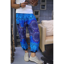 Load image into Gallery viewer, Clock nut 67 men/women harem pants in Navy PP0004 020067 02
