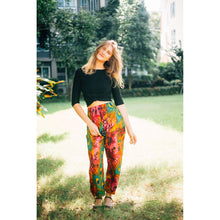 Load image into Gallery viewer, Wild feathers 73 women harem pants in Pink PP0004 020073 05