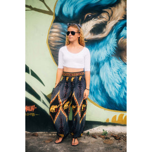 Diamond Elephant Women's Elephant Pants in Black