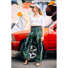 Load image into Gallery viewer, Vibrant vibes 116 women harem pants in Green PP0004 020116 02