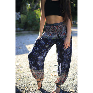 copy of paisley mystery womens harem pants in blue 1 PP0004 020117 02