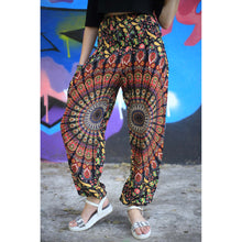 Load image into Gallery viewer, Sunflower portal 129 women harem pants in Black PP0004 020129 03