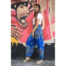 Load image into Gallery viewer, Dream catcher 135 women harem pants in blue PP0004 020135 05