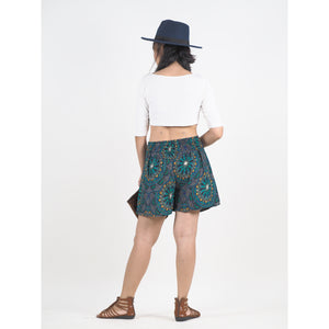 Sunflower Women's Wrap Shorts Pants in Bright Navy PP0205 020152 01