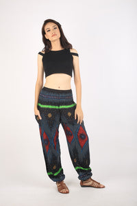 Big eye 175 women harem pants in Black PP0004 020175 06