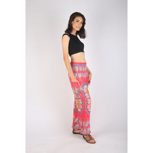 Tie dye 192 women harem pants in Pink PP0004 020192 01
