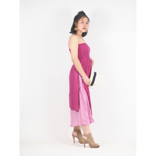 Load image into Gallery viewer, Solid Color Women's Dresses in Pink DR0439 060000 15