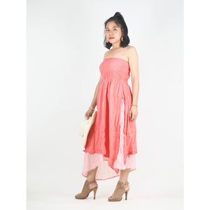 Solid Color Women's Dresses in Old Rose DR0439 060000 24