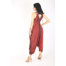 Load image into Gallery viewer, Zebra Women's Jumpsuit in Red JP0008 020077 06