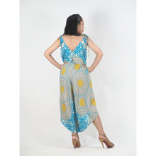 Load image into Gallery viewer, Tone Mandala Women's Jumpsuit in Light Blue JP0042 020032 03
