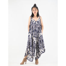 Load image into Gallery viewer, Buddha Elephant Women's Jumpsuit in Navy JP0069 020009 05
