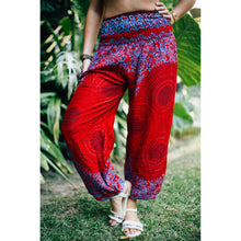 Load image into Gallery viewer, Mandala 68 women harem pants in Red PP0004 020068 02