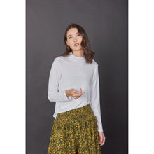 Load image into Gallery viewer, Flower Women's Skirt in Olive SK0090 020198 01