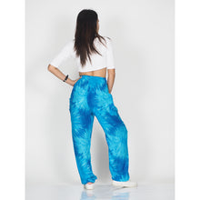 Load image into Gallery viewer, Tie dye 38 women harem pants in Blue PP0004 020038 03