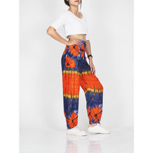 Load image into Gallery viewer, Tie dye 40 women harem pants in Purple PP0004 020040 06