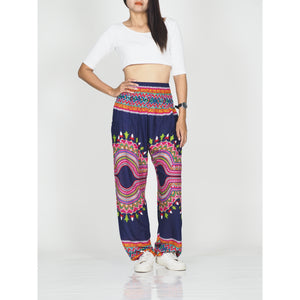Regue 43 men/women harem pants in Navy PP0004 020043 05