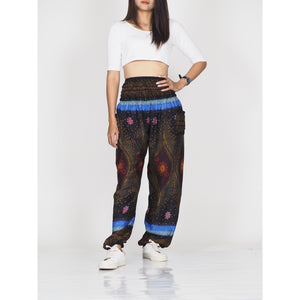 Big eye 50 women harem pants in Black PP0004 020050 01