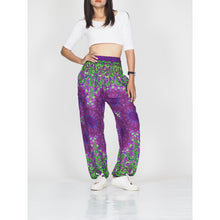 Load image into Gallery viewer, Sunflower 54 women harem pants in Purple PP0004 020054 02