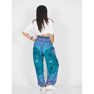 Sunflower 54 women harem pants in Green PP0004 020054 03