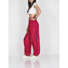 Load image into Gallery viewer, Big eye 65 women harem pants in Pink PP0004 020065 01