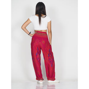 Big eye 65 women harem pants in Pink PP0004 020065 01