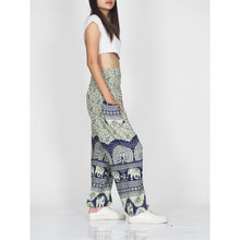 Load image into Gallery viewer, Elephant parade 80 women harem pants in Navy PP0004 020080 02