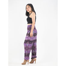 Load image into Gallery viewer, Paisley Buddha 2 women harem pants in purple PP0004 020002 06