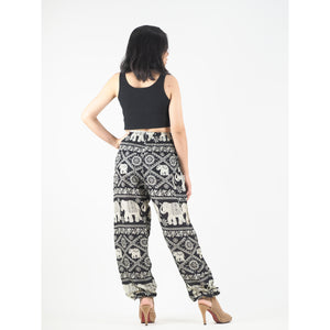 Imperial Elephant 5 men/women harem pants in Black PP0004 020005 05