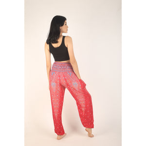 Peacock 8 women harem pants in Pink PP0004 020008 01