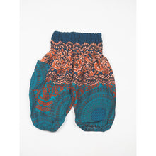 Load image into Gallery viewer, Princess Mandala Women Harem Pants in Green PP0004 020030 02