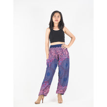 Load image into Gallery viewer, Princess Mandala Women Harem Pants in Purple PP0004 020030 05