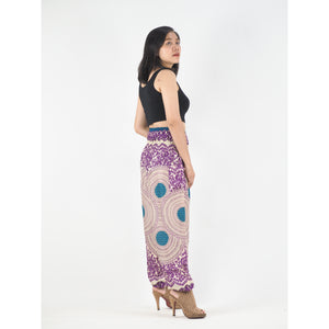 Tone mandala 32 women harem pants in Purple PP0004 020032 01