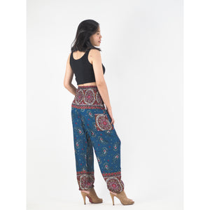Paisley Indy 117 women harem pants in Ocean blue PP0004 020117 01