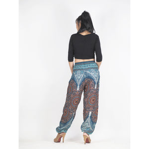 Templ mandala 120 women harem pants in Green PP0004 020120 04