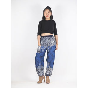 Mandala 125 women harem pants in Navy blue PP0004 020125 04