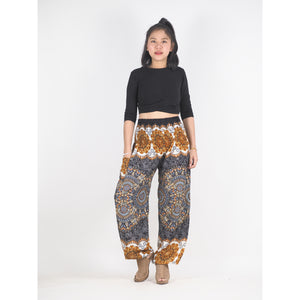 Mandala 196 women harem pants in Black PP0004 020196 01