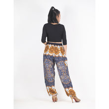 Load image into Gallery viewer, Mandala 196 women harem pants in Navy blue PP0004 020196 05