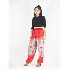 Load image into Gallery viewer, Mandala 210 women harem pants in Orange PP0004 020210 06