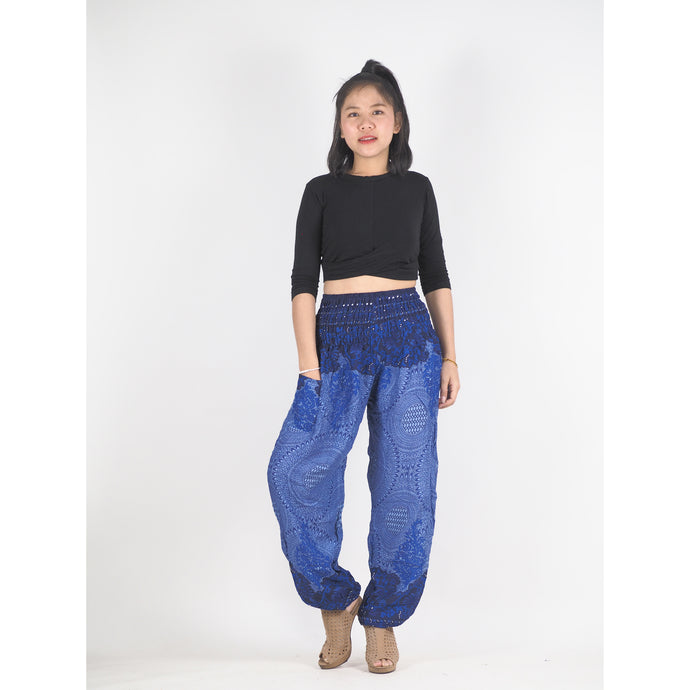 Mandala 212 women harem pants in Navy blue PP0004 020212 04
