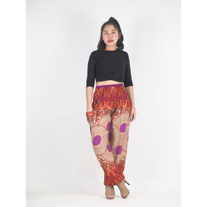 Mandala 213 women harem pants in Purple PP0004 020213 02