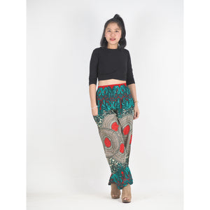 Mandala 213 women harem pants in Orange PP0004 020213 04
